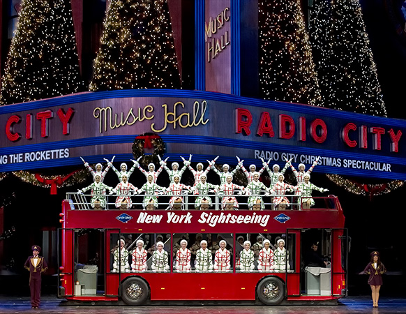 Image result for radio city music hall christmas spectacular logo